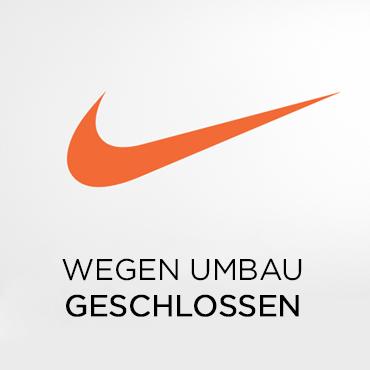 Unser Nike Geschäft bleibt wegen Renovierungsarbeiten bis Anfang Mai 2020 geschlossen.