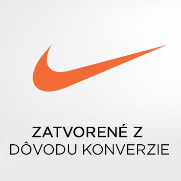 Náš Nike obchod bude pre renovačné práce zatvorený do začiatku mája 2020.